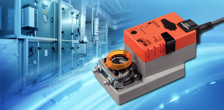 Air Solutions - Fast Running Actuators